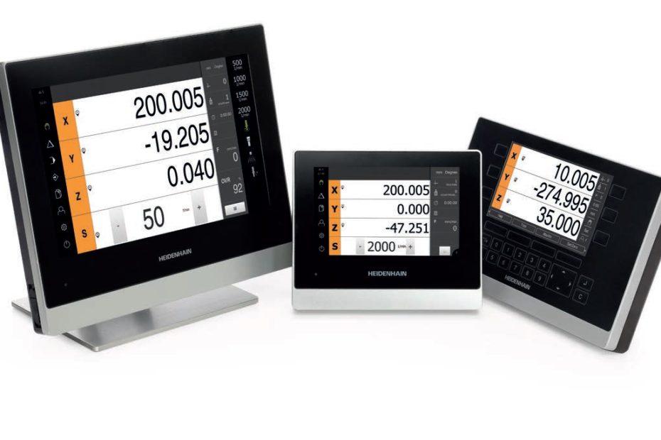 Устройства цифровой индикации. Цифровые считыватели или УЦИ от HEIDENHAIN используются в самых разнообразных отраслях промышленности.