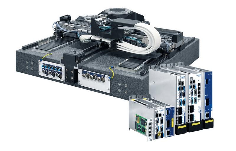 Системы управления от ETEL. Этапы ETEL создают новый потенциал для повышения точности, динамических характеристик и надежности систем при производстве полупроводников и сборке электроники в бэкэнде и интерфейсе.