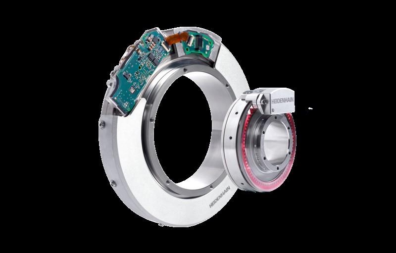 Датчик угла MRP 8100. Позволяет использовать заданную точность энкодера без сложной установки, настройки или подбора компонентов. Сосредоточьтесь на создании высокоточных станков для производства полупроводников и электроники.